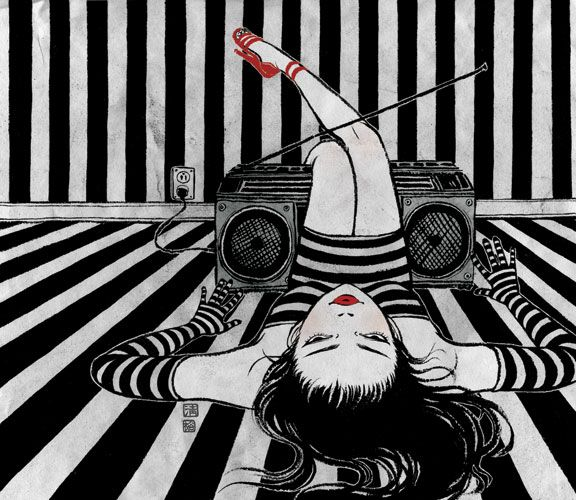 Illustrious: The Stripe Type / Yuko Shimizu