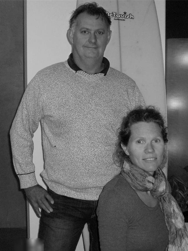 Double act. Architect Peter Jongen and interior designer Penni Sutton, the couple who indulge in their passions for architecture, design and sustainability together. Light Home Magazine : Light Home Winter 2012, Page 60