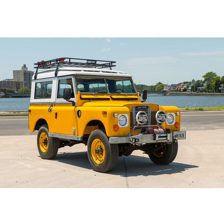 1972 Land Rover – MAN of the WORLD Magazine