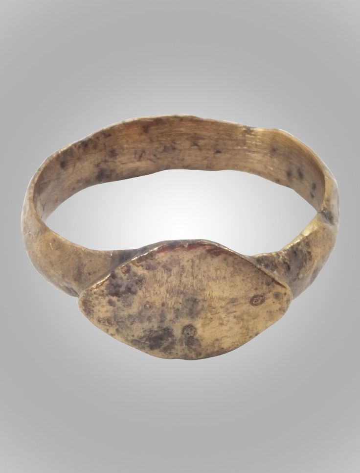 Vikings occupied about half of what is today, England, from 866-1067. They farmed and ran small industries working in wood, iron stone and glass. With a history of conquest and plunder, jewelry was an