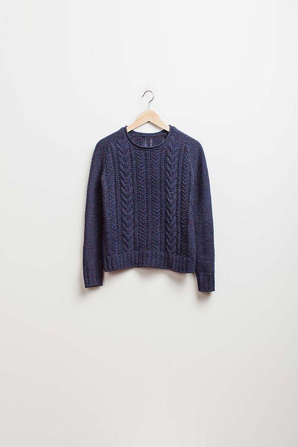 Knitting Hands Brooklyn : Bray pullover brooklyn tweed knitting and crochet