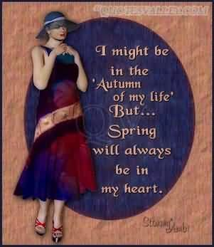 Retire in Style with Lolita: In the Autumn of my life....