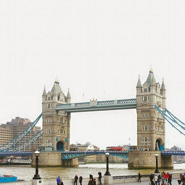 Part 1/3 of Spring Break in London post on TheBrookeBook.com