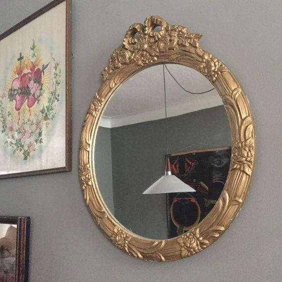 684 Best Vintage Mirrors Images On Pinterest