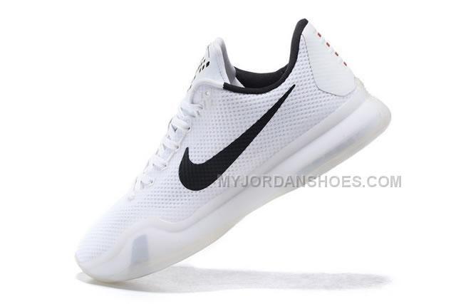 http://www.myjordanshoes.com/kobe-10-fundamentals-shoes-low-white-black.html Only$73.00 #KOBE 10 FUNDAMENTALS #SHOES LOW WHITE BLACK Free Shipping!