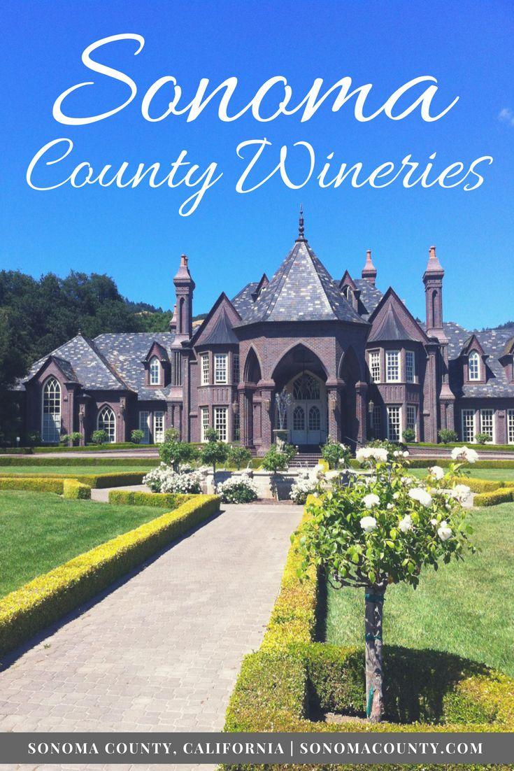 Sonoma County Wineries | Sonoma County, California