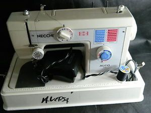alco sewing machine