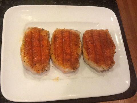 Hungarian Paprika Pork Chops | Paleo Main Dishes | Pinterest