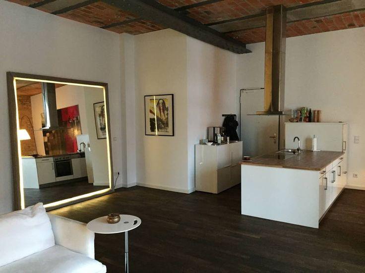 Die besten 25+ Lofts zur miete Ideen auf Pinterest Stühle fürs - interieur design moderner wohnung urbanen stil