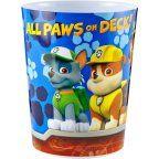 Nickelodeon Paw Patrol Rescue Crew Wastebasket
