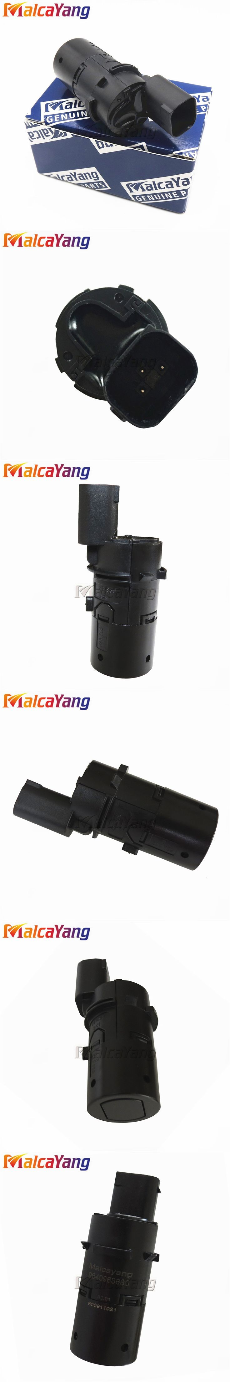 For Citroen C3 C8 Peugeot 807 Car Reverse Parking PDC Sensor PSA 9640968680 PSA9640968680
