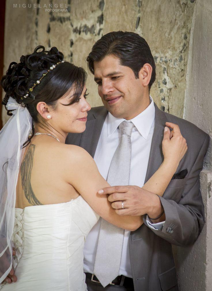RICARDO  Y AIDA.