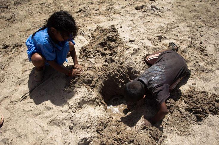 2.500 niños de La Guajira que padecen desnutrición recibirán atención médica especializada.