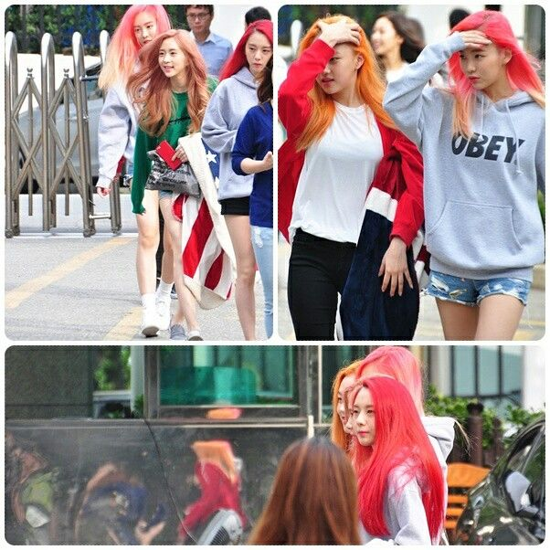 150828 2EYES arriving at Music Bank by @KpopMap #musicbank #kpopmap #kpop #kpopmap_2eyes #2EYES #투아이즈