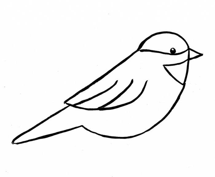 Dessins Facile A Faire Le Guide Pour Les Debutants Du Dessin Archzine Fr Dessins Faciles Dessin Facile Animaux Dessin Oiseau