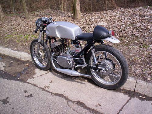 Jawa 350 Café Racer: motoride.sk