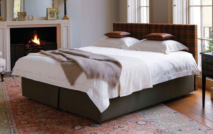 VISPRING Shetland Superb | #luxury #bespoke #beds #mattresses #cashmere #wool #organic #cotton #comfort #sleep