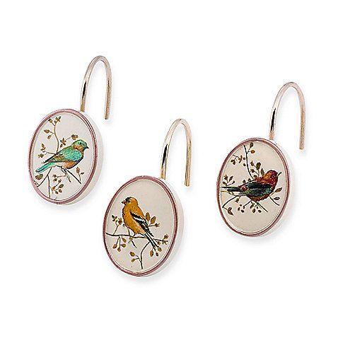 1000 Ideas About Bird Shower Curtain On Pinterest Bird Bathroom Small Bathroom Decorating