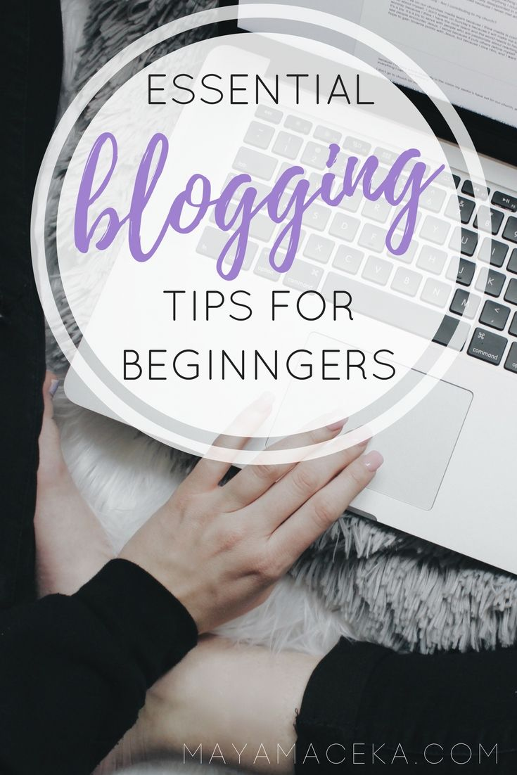 19 Essential Blogging Tips for Beginners | Calling all bloggers and entrepreneurs alike! Whether you just started your blog or you're a pro-blogger who's been around for a while - this guide will cover all of the best blogging tips including how to build up social media and write powerful blog posts. Plus get your free blogging printables! Click through to learn it all.