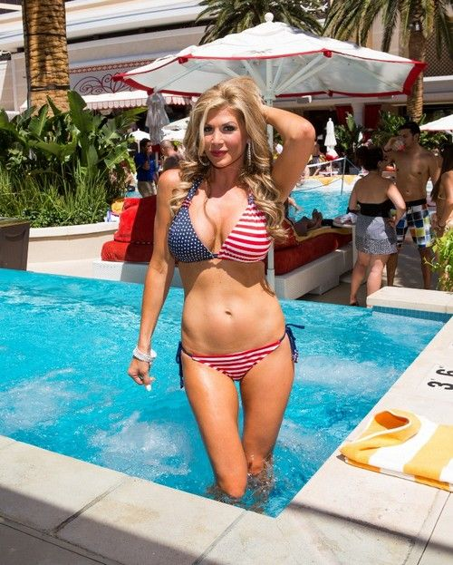 Recommend real housewives of oc bikini pics here against