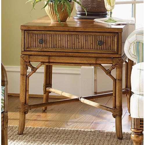 Tommy Bahama Beach House Heron Lamp Table Perfect For