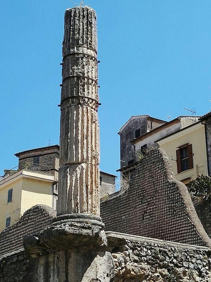 Terracina.il foro romano