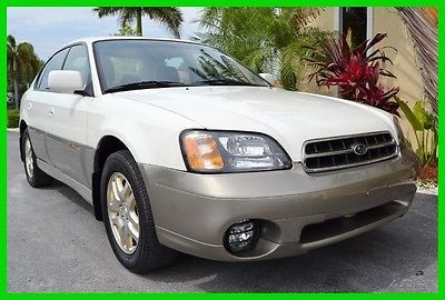 nice 2000 Subaru Outback Limited - For Sale