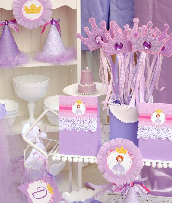 Welcome to PS. Lets Party!    Adorable Purple Princess Wands! A set of 8 princess wands for 24.00. As our Little Princesses Wave their Wands they
