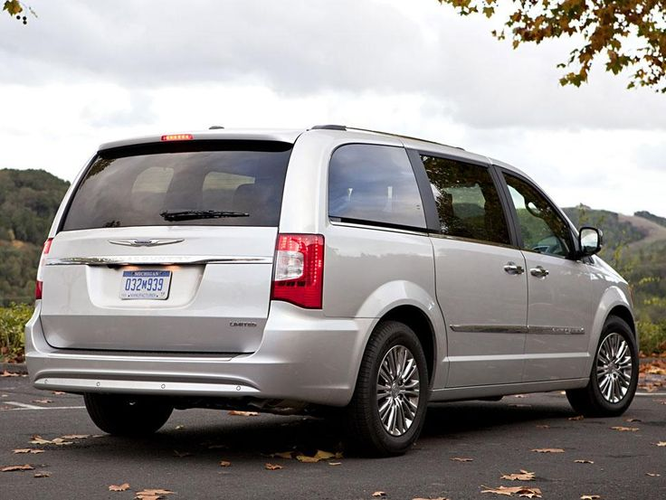 2015 chrysler town and country | 2015 Chrysler Town and Country - NY Daily News