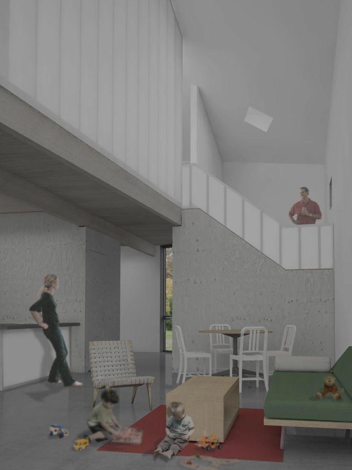 Architecture Research Office (aro), Della Valle Bernheimer · R-House