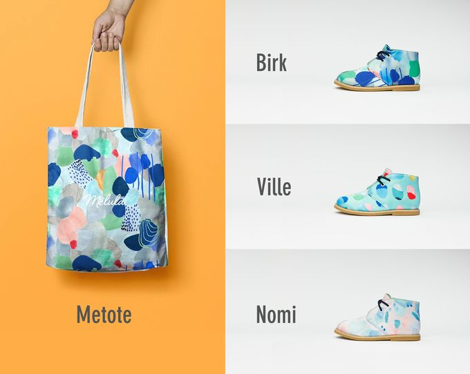 Melula kids shoes