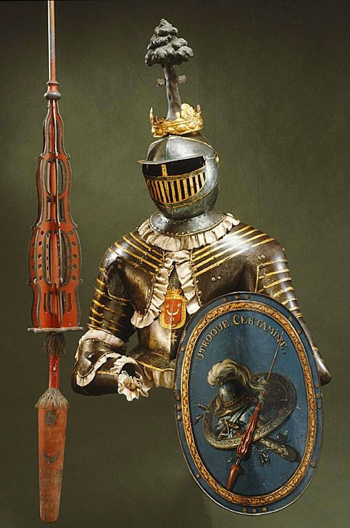 Armour, 1777. Livrustkammaren, CC BY-SA