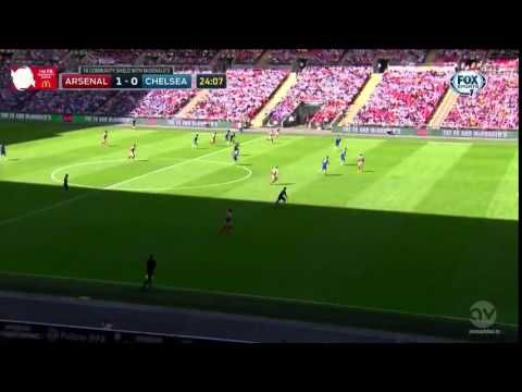 Arsenal vs  Chelsea - All Goals & Highlights - FA Community Shield 2015