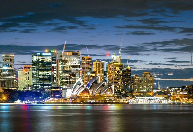 Sydney City Twilight - 1000 Teile - EDUCA
