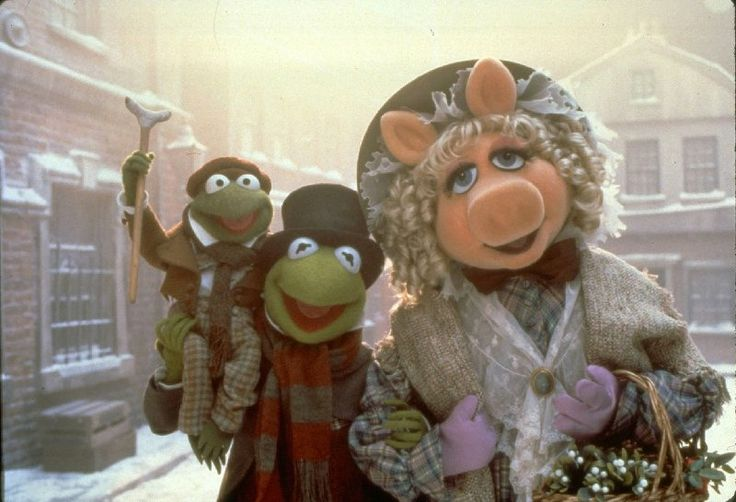 The Muppet Christmas Carol...  a Cunningham Christmas tradition
