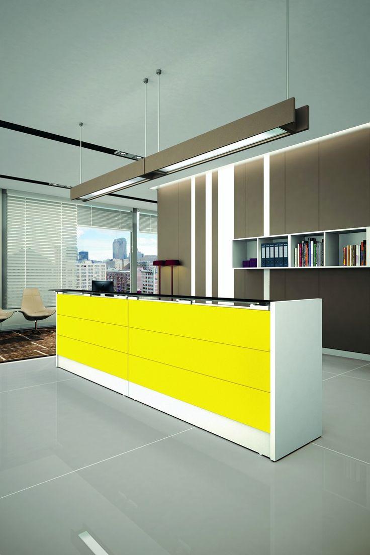 RECEPTION MIRO' - Reception design