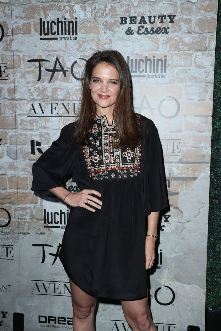 #Hollywood, #LosAngeles, #Party Katie Holmes at Tao Group Los Angeles Grand Opening Block Party in Hollywood 3/16/2017 | Celebrity Uncensored! Read more: http://celxxx.com/2017/03/katie-holmes-at-tao-group-los-angeles-grand-opening-block-party-in-hollywood-3162017/