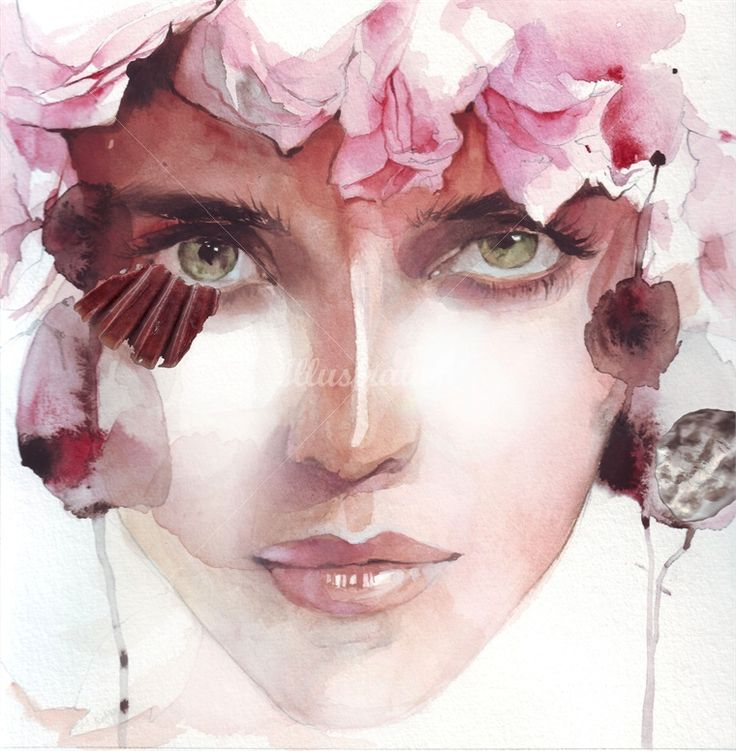 Petra Dufkova is an illustrator expert in graphic painting and fashion drawings