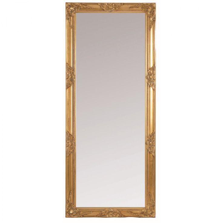 #Spiegel Recheckig Im #barockstil Verschiedene Farben 72 X 160 X 7 Cm  Kaufen Bei
