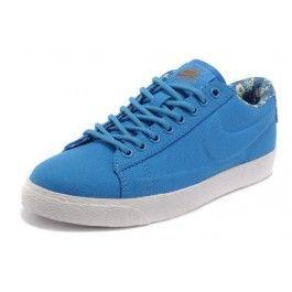 http://www.prix-soldes.com/nike-blazers-low-femme-trainers-vt-toile-bleu-royal-soldes