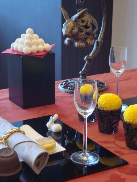 「 テーブルコーディネート 和のおもてなし 」の画像|おうちデコ❤大切な人・こと・モノと紡ぐ「おうち」での暮らし|Ameba (アメーバ)