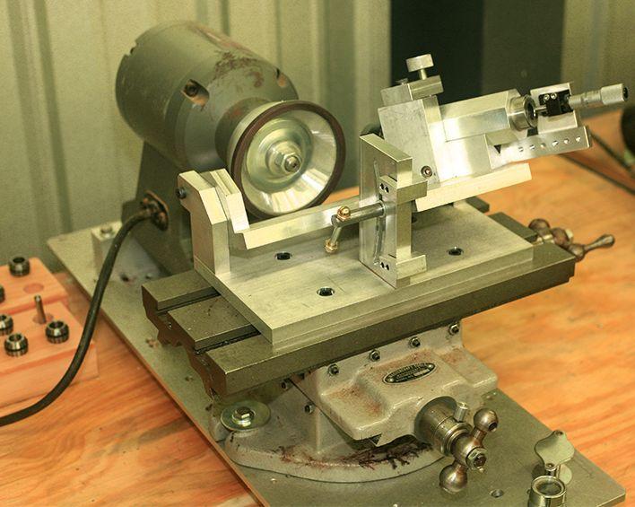 Bill Kennedy 4 Facet Sharpener Lathe Tools Metal