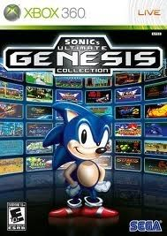 Sonic's Ultimate Genesis Collection - Xbox 360 Game