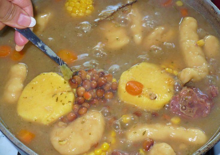 p1000906  dumplings for soup recipe for pigeon