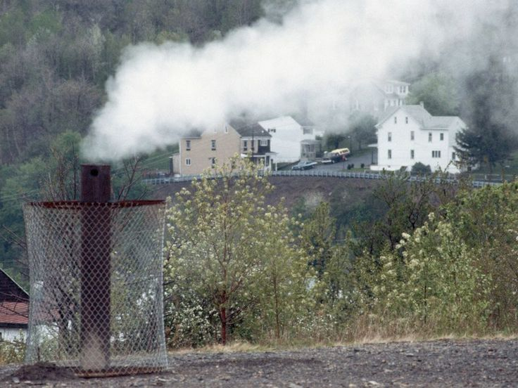 From the late 1800s to the 1960s, Centralia was a quaint but bustling town in Pennsylvania, thanks to its prosperous coal mines. However, when a mine mysteriously caught fire in 1962, the flames began to spread underground via the interconnecting tunnels. Although the citizens were aware of the situation, they weren't truly troubled until two isolated incidents some years later: a gas station owner reporting abnormally high gasoline temperatures in his underground tanks in 1979, and a...