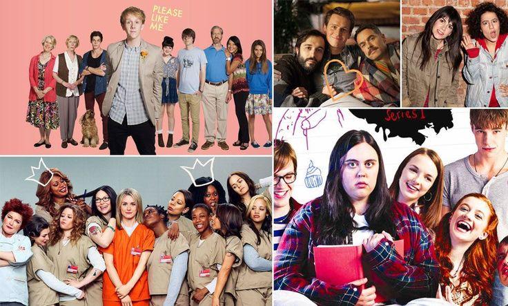 5 tv-serier