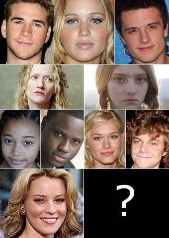 Hunger Games cast: Games Nerd, Games Trilogy, Hunger Gasm, Hunger Games Cast