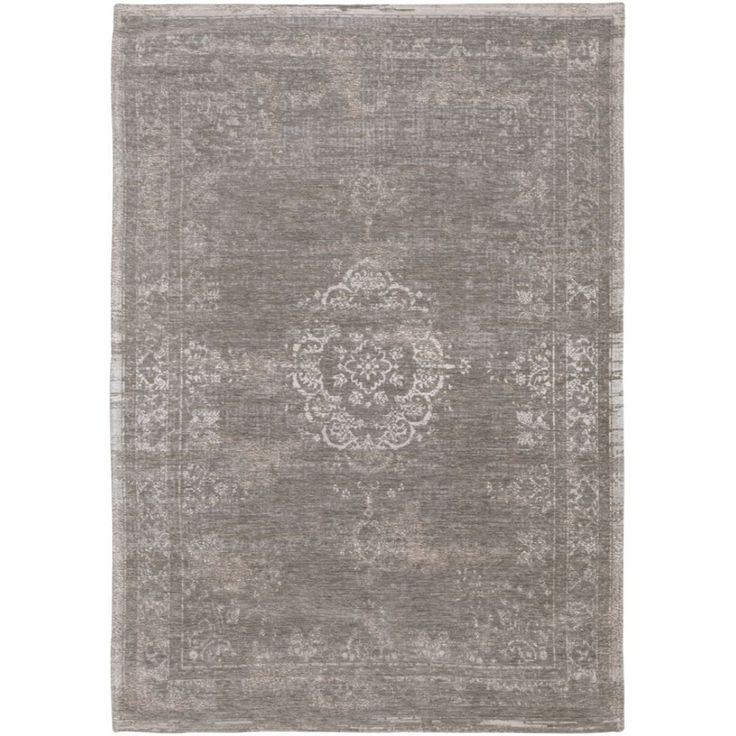 Louis De Poortere | Fading World Rugs - Medallion - White Pepper 8382