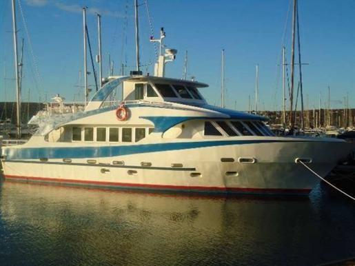 PAX Vessel - Built in C roatia Steel Passenger Vessel 2013 New Boat for Sale in Port Dover, Ontario - BoatDealers.ca
