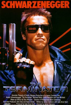 movie posters from the 80s | Eight Bizarre 80s Film Posters From Ghana | The Terminator | Empire ...